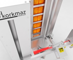 Endüstriyel Fabrikasyon Döner Robotları