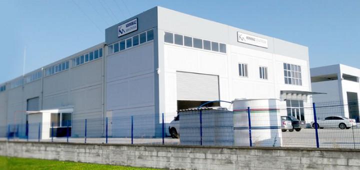 Korkmaz Mekatronik Fabrikası