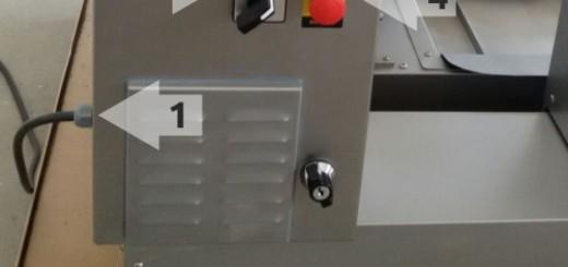 Döner Robotu Açılması Çalıştırılması ve Acil Butonu