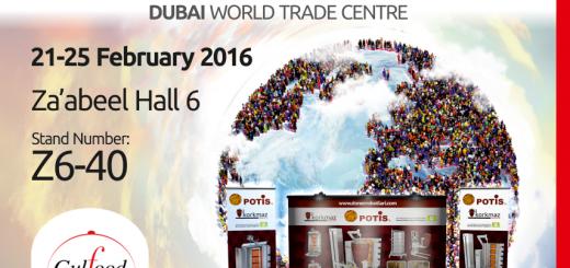 Döner Robotu Fuarı Dubai gulfood 2016