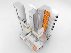 5 Radyanlı - 120 Kiloluk Döner Robotu