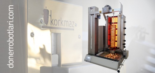 What is Doner Kebab, Doner Robots
