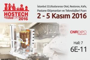 Hostech 2016 cnrexpo tusid